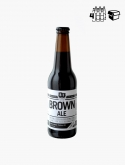 B2F Brown Ale VP 33 cl P4 - Pack 4