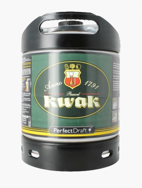 Kwak La bière du Cocher FPD 6 lt U
