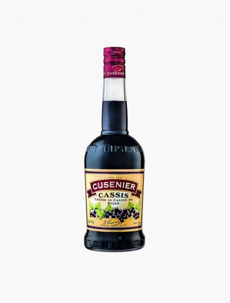 Liqueur Crème de Cassis Cusenier de Dijon VP 70 cl - Pièce