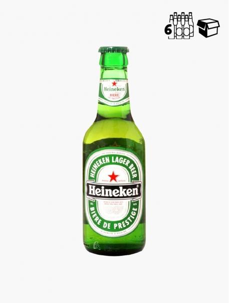 Heineken VP 25 cl P6 - Pack 6