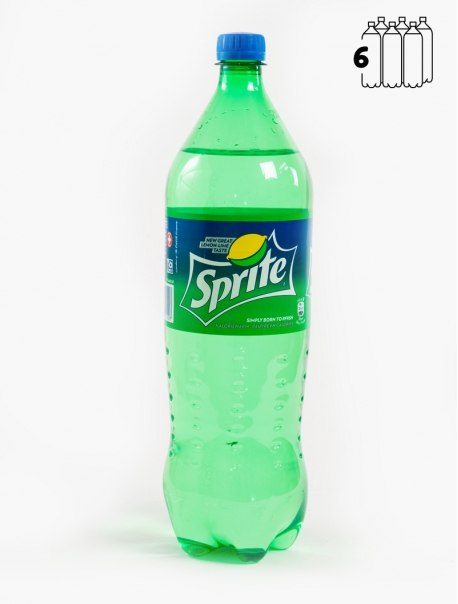 Sprite PET 150 cl P6 - Pack 6