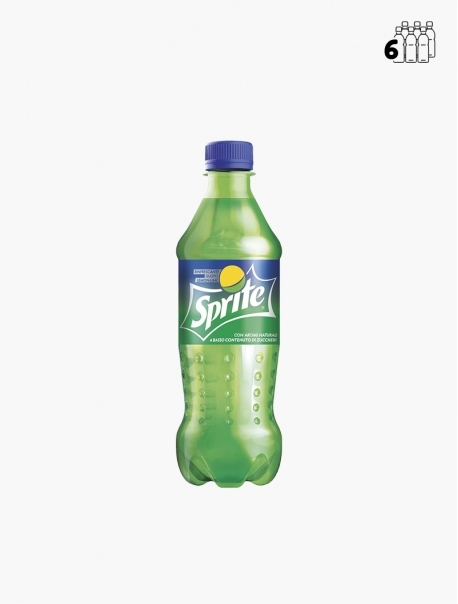 Sprite PET 45 cl P6 - Pack 6