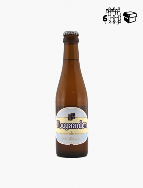Hoegaarden VP 25 cl P6 - Pack 6