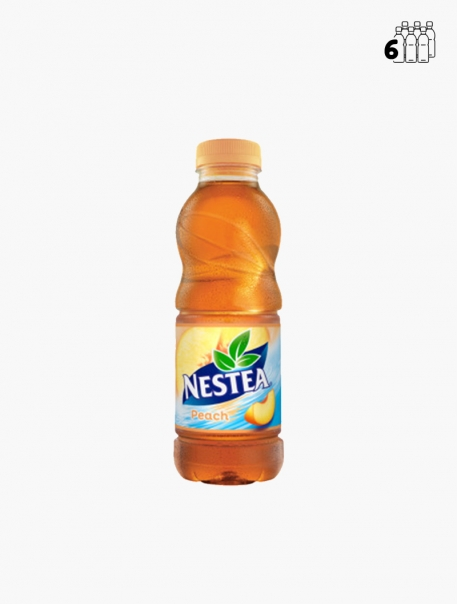 Nestea Pêche PET 50 cl P6 - Pack 6