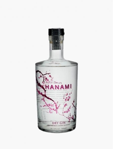 Gin Hanami au Fleurs de Cerisier Japon VP 70 cl U