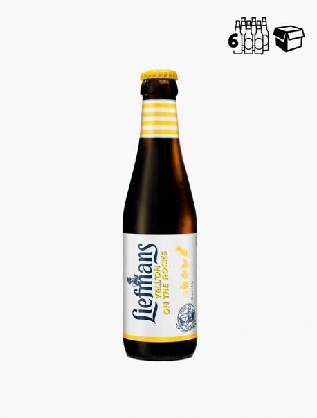 Liefmans Yell'Oh on the Rocks VP 25 cl P6
