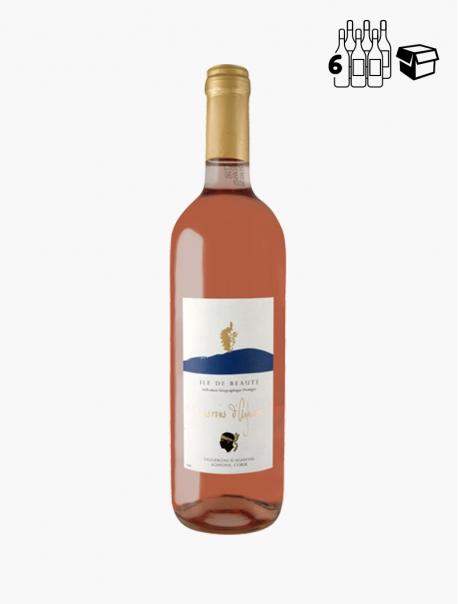 Rosé Corse Vignerons d'Aghione VP 75 cl P6
