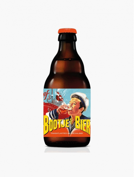 Bootje's Bier VP 33 cl U - Pièce