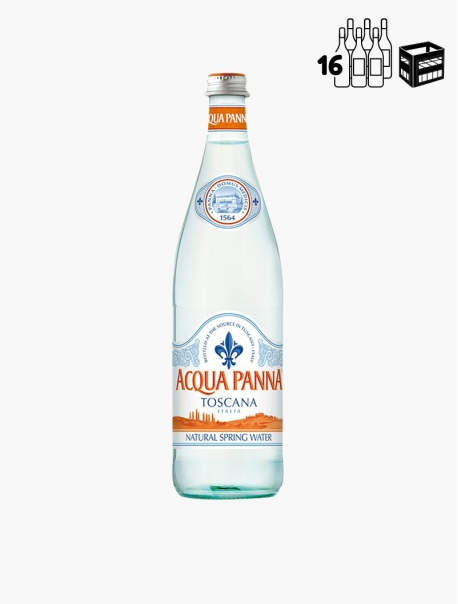 Acqua Panna Nature VC 75 cl C16