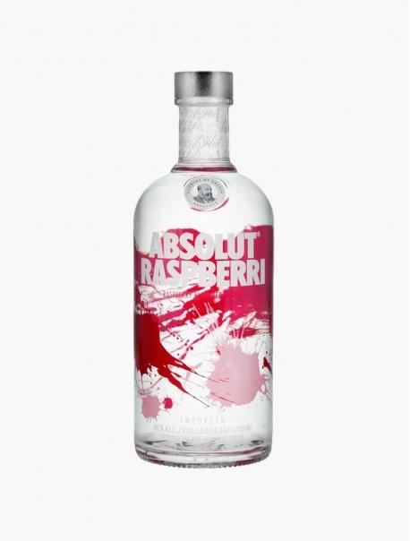Vodka Absolut Framboise VP 70 cl U - Pièce