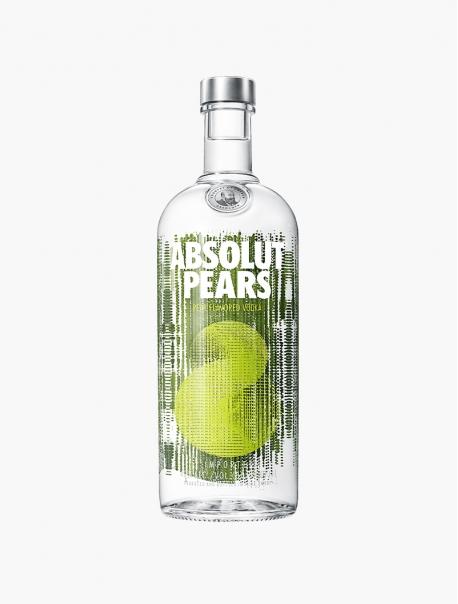 Vodka Absolut Poire VP 70 cl U - Pièce
