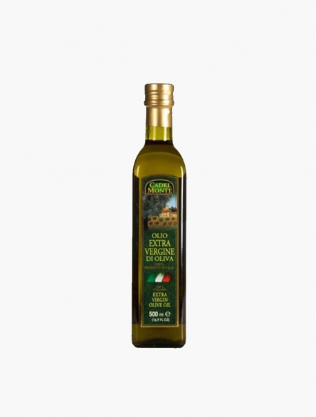 Cadelmonte Huile d'Olive Extra Vierge 50 cl - Pièce