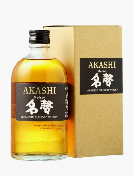 Whisky Akashi Blended Meisei VP 50 cl U