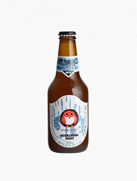 Hitachino Nest White Ale VP 33 cl U