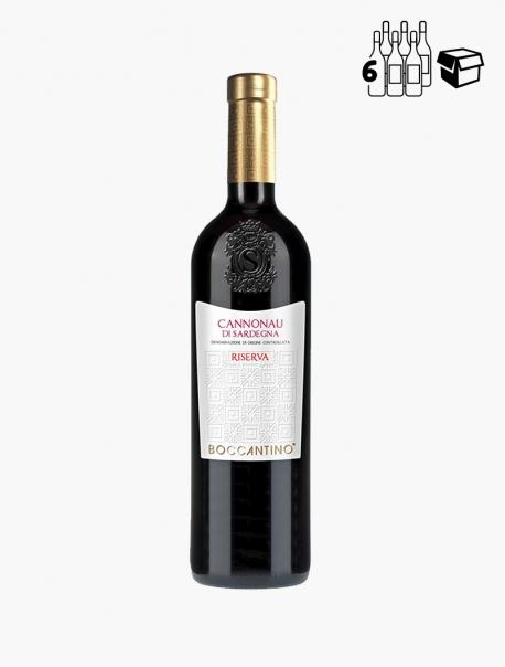 Boccantino Cannonau di Sardegna VP 75 cl P6
