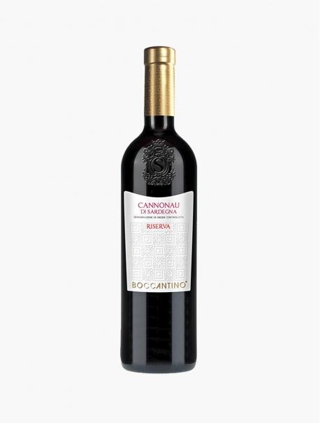 Boccantino Cannonau di Sardegna VP 75 cl U