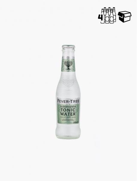 Fever-Tree Elderflower Tonic Water VP 20 cl P4 - Pack 4