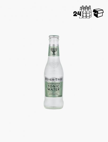 Fever-Tree Elderflower Tonic Water VP 20 cl P24 - Pack 4