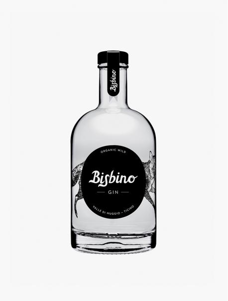 Gin Bisbino du Tessin VP 50 cl U