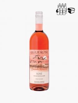 Aiguerose Rosé du Gard VP 75 cl P6