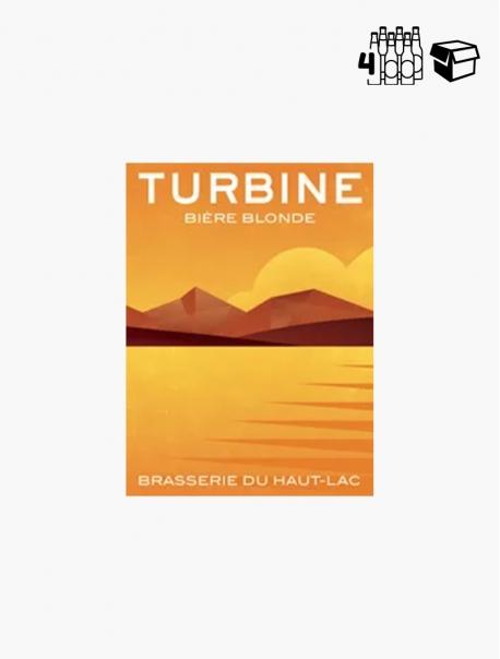 Turbine VP 33 cl P4